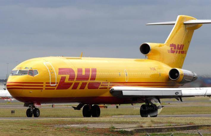 DHL Express shipping is available in Haiti