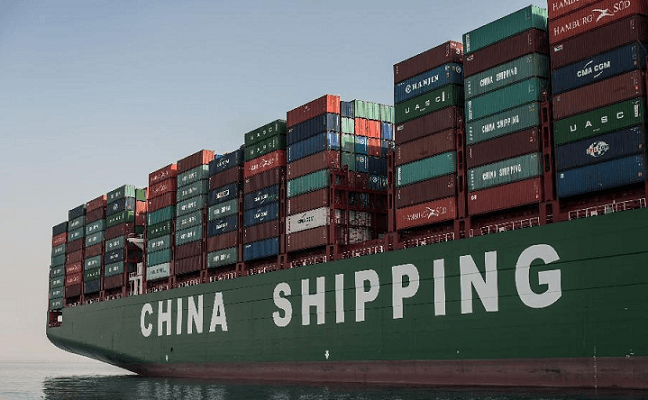 Shipping from China to Ghana