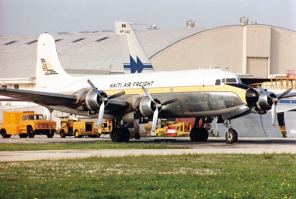 Air Freight in Haiti