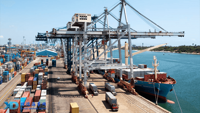 China helps to upgrade port terminals in China