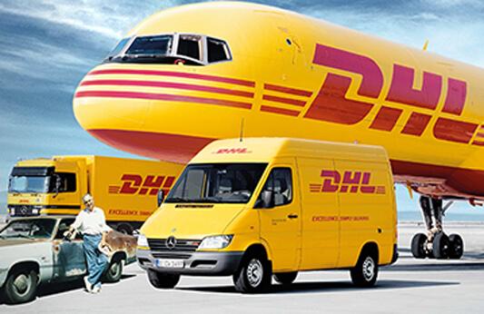 DHL Express Shipping from China to Kenya