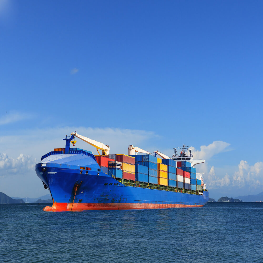 20ft40ft sea container sea freight