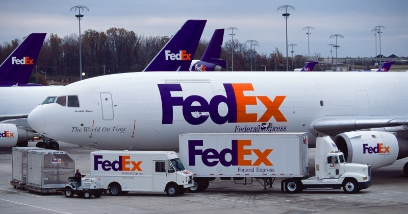FedEx is available in India