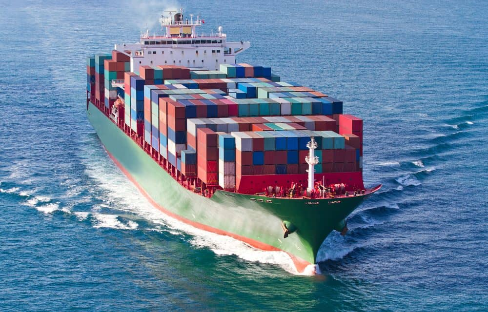 Sea freight From China to Australia