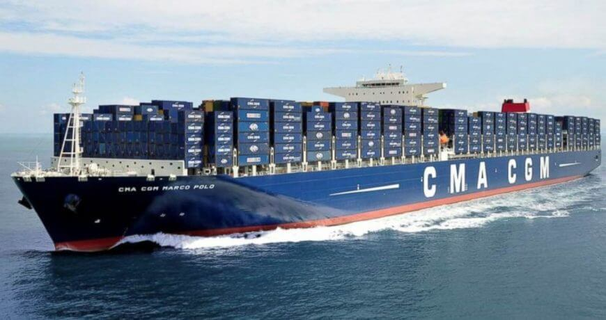 Sea freight for shipping to Cuba