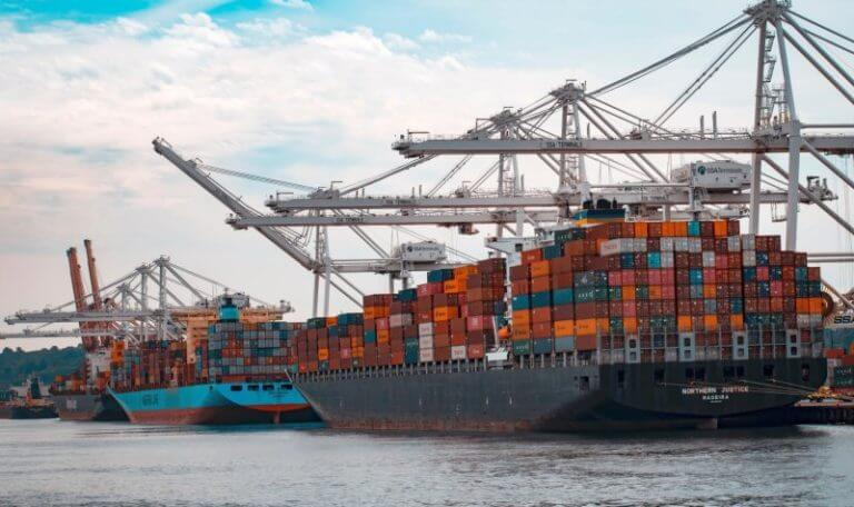 Sea freight is the cheapest shipping from China to Ghana