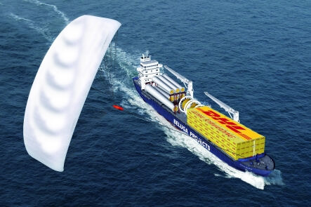 DHL Sea freight