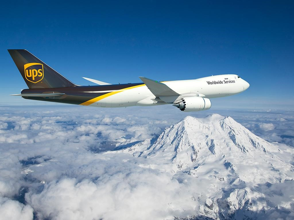 UPS offers more options than other express courier services
