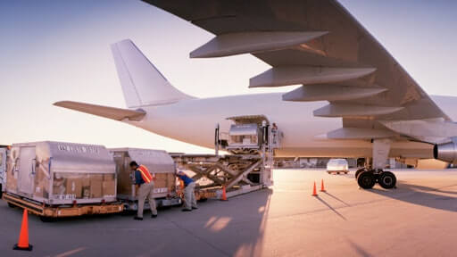 Air cargo is a convenient way to ship from China to Ghana