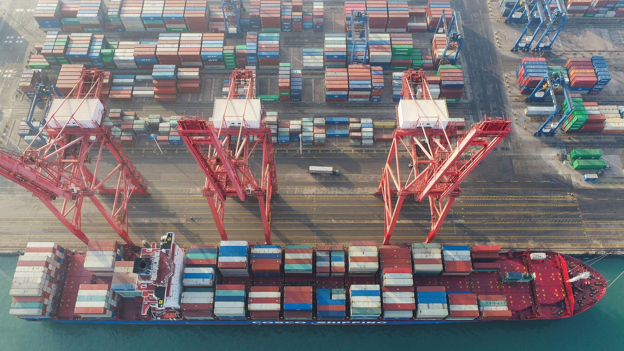 Sea Freight will reduce transport cost