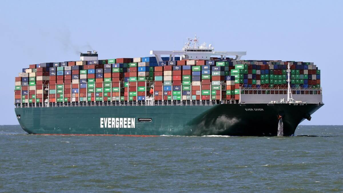 Cargo Ships can carry a huge amount of Cargo in excess of Twenty Thousand Tons