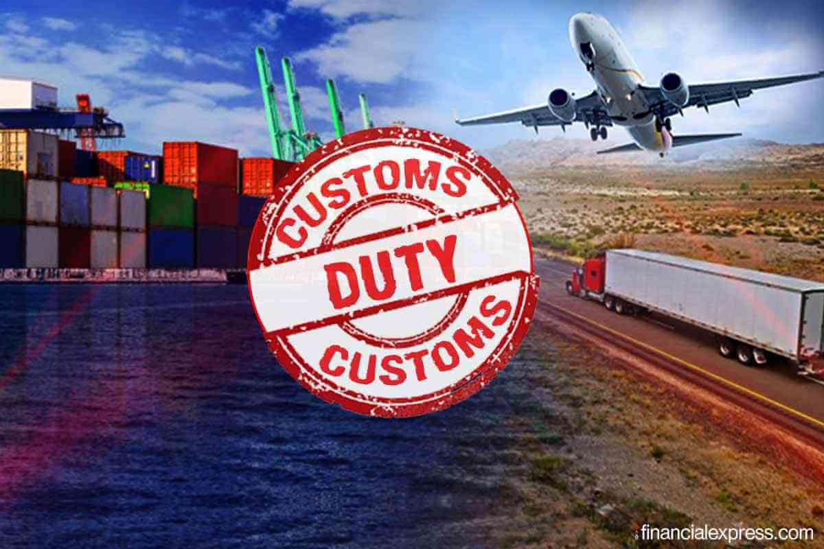 Customs Duty For Importing From China
