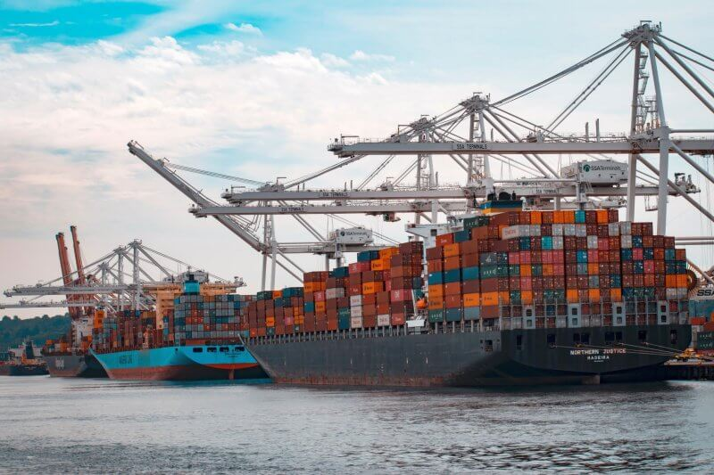 Sea freight is the cheapest shipping method