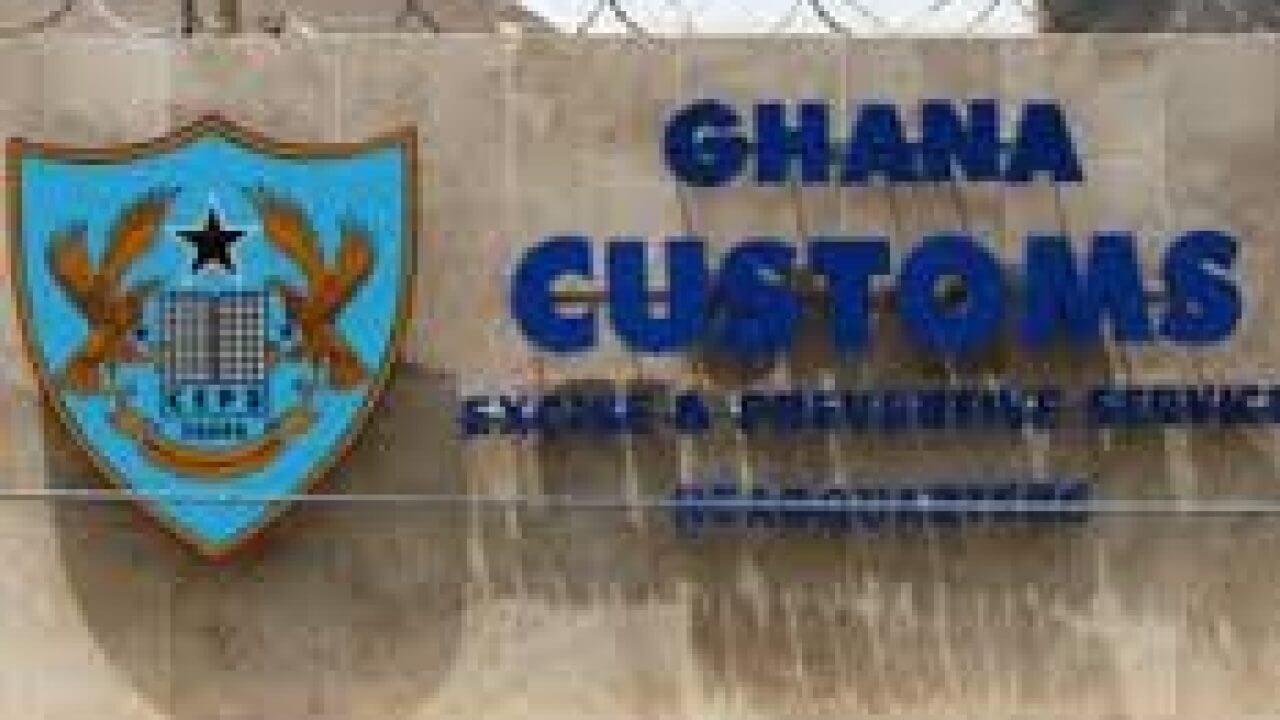Ghana customs