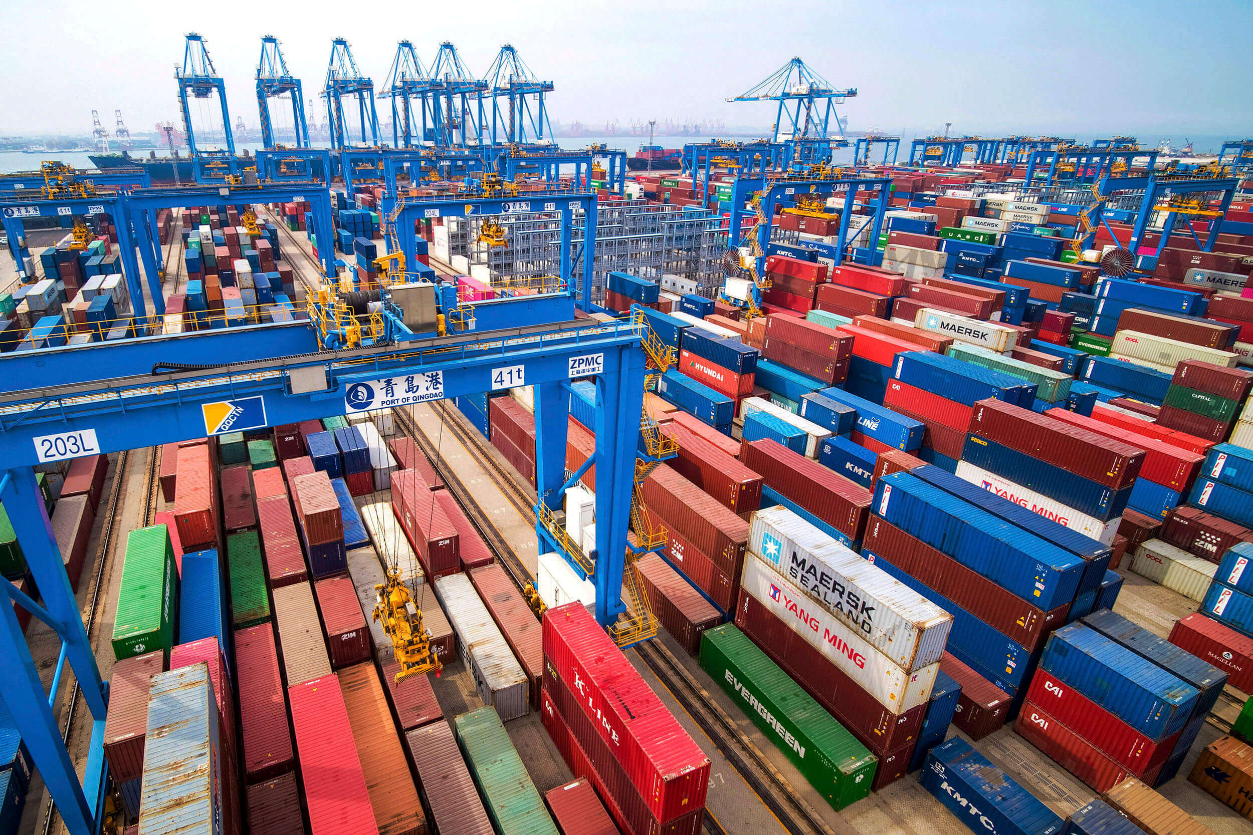 China Import Market is expanding