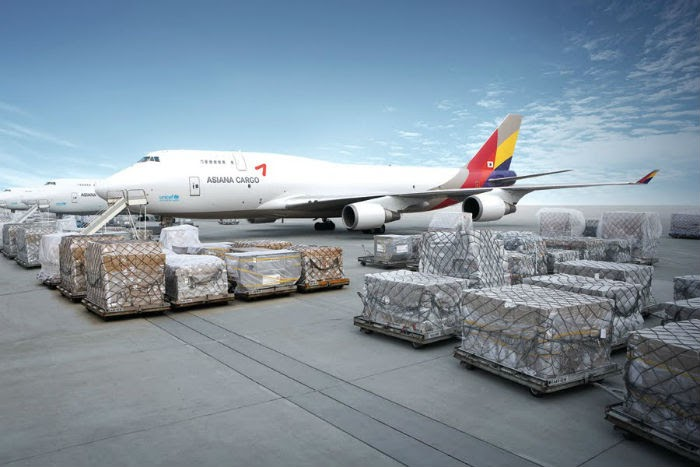 For quick product delivery air freight is the best solution