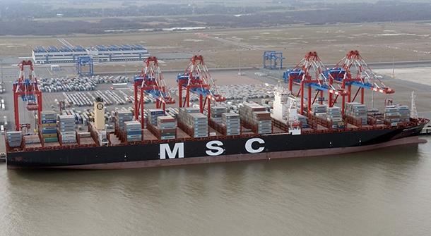 MSC – Mediterranean Shipping Company