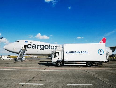 Kuehne+Nagel Airline Shipping