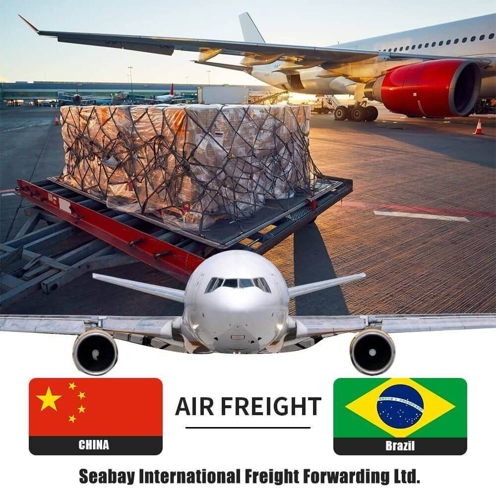 China Air Cargo Shipping To Brazil
