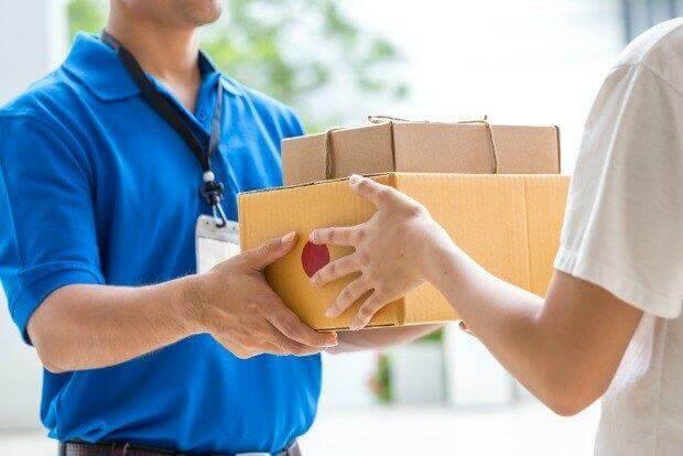 Door to door delivery saves time
