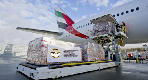 Air freight shipping from China to Zambia