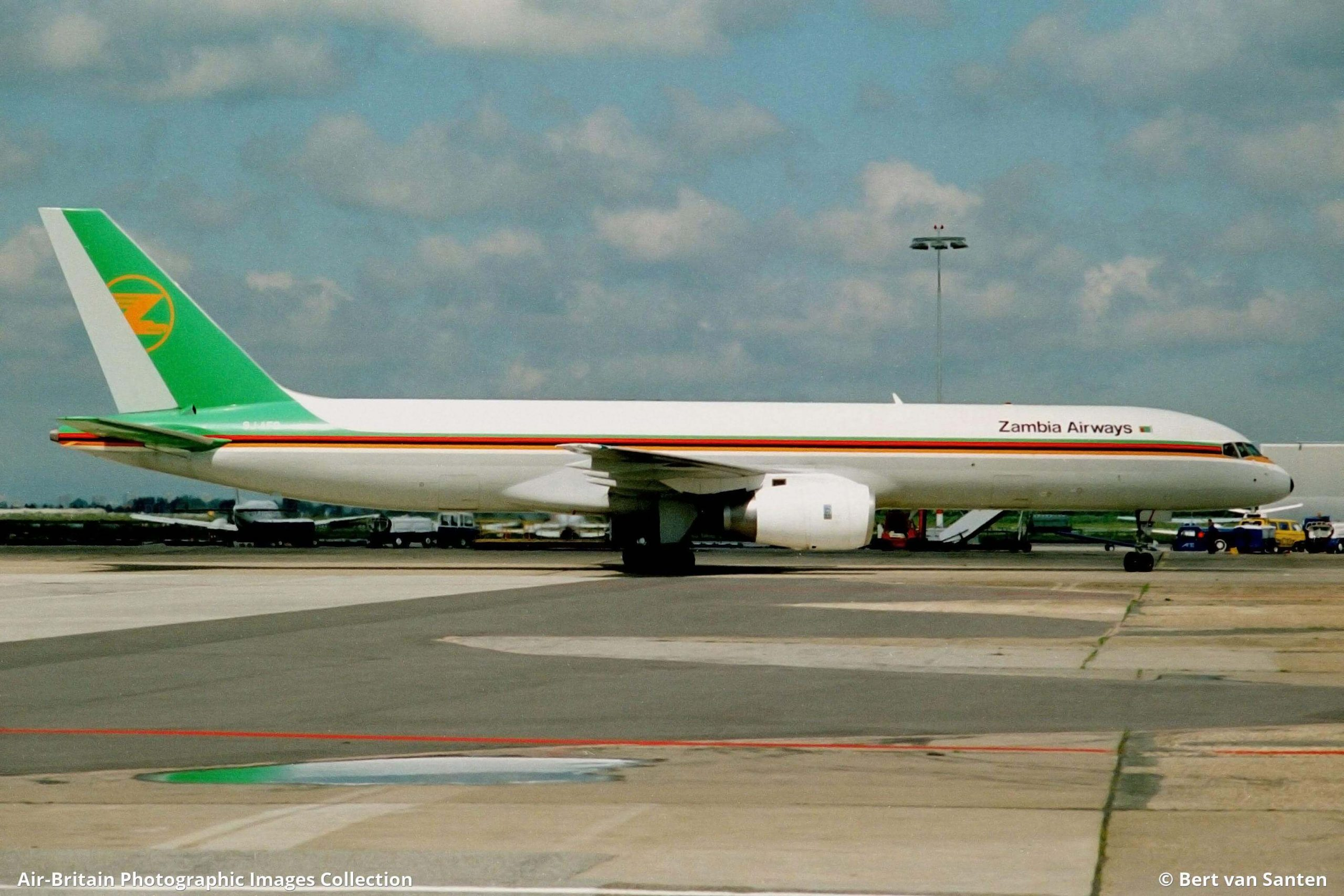 Air freight shipping from China to Zambia is convenient