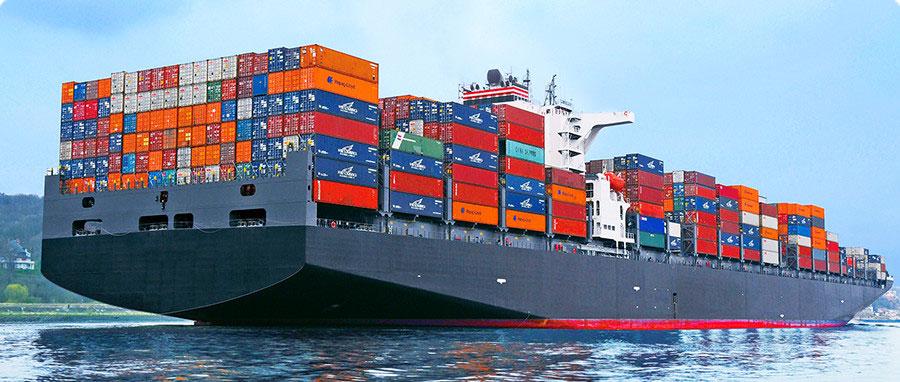 Book a FCL freight first