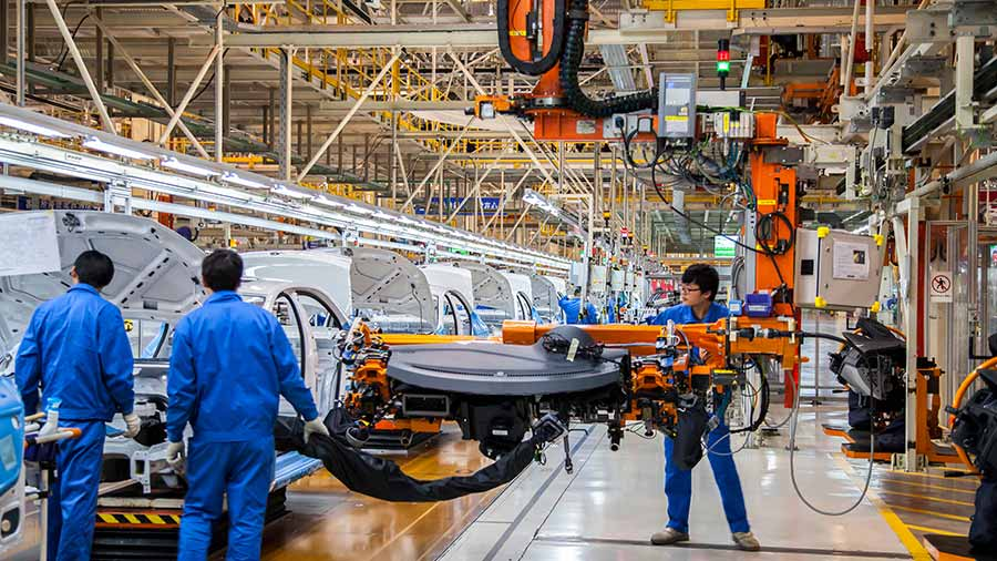 China has own standard for industrial products