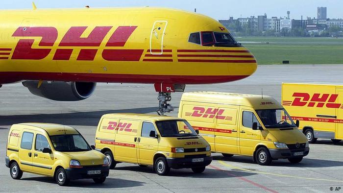 DHL Express Shipping from China to Rwanda
