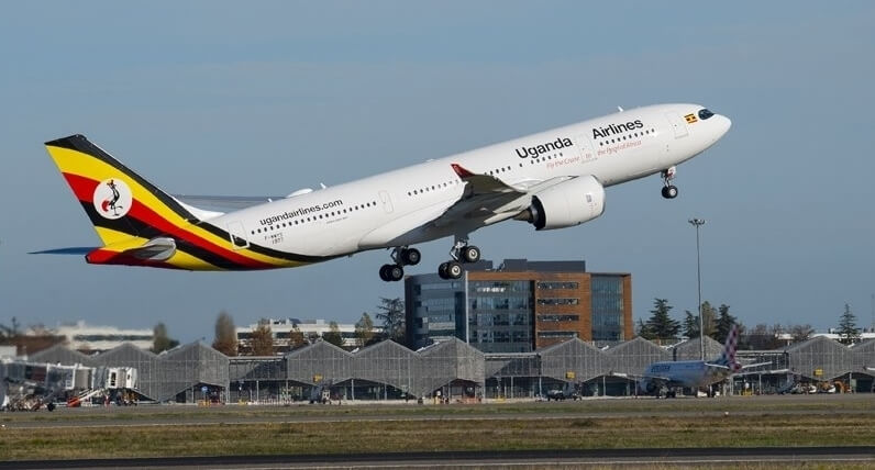 Air Freight from China to Uganda