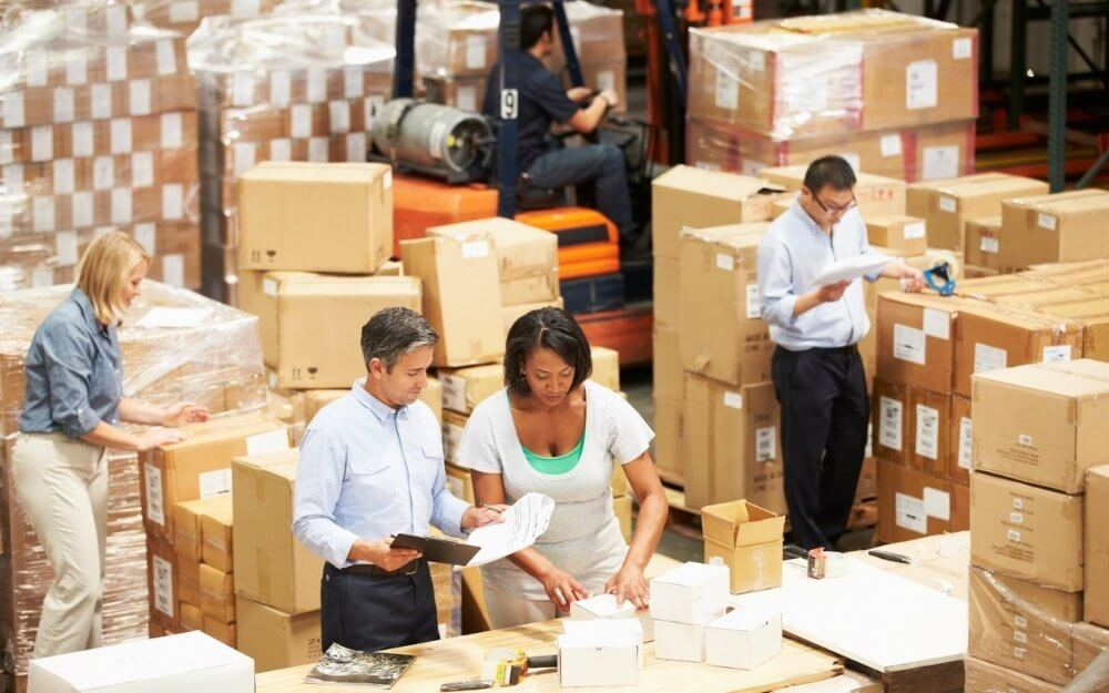 Prepare your goods for FCL shipping