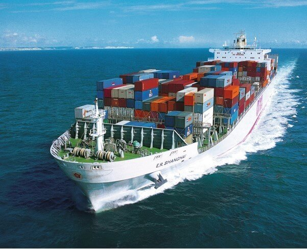 Sea freight shipping from China to Zambia