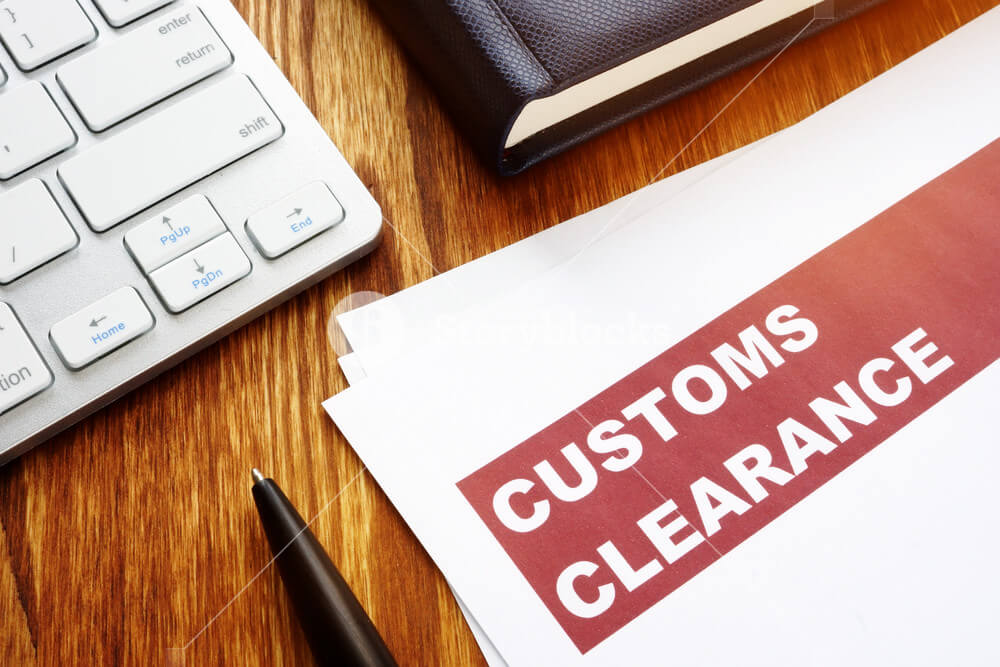Submit proper documents in Customs