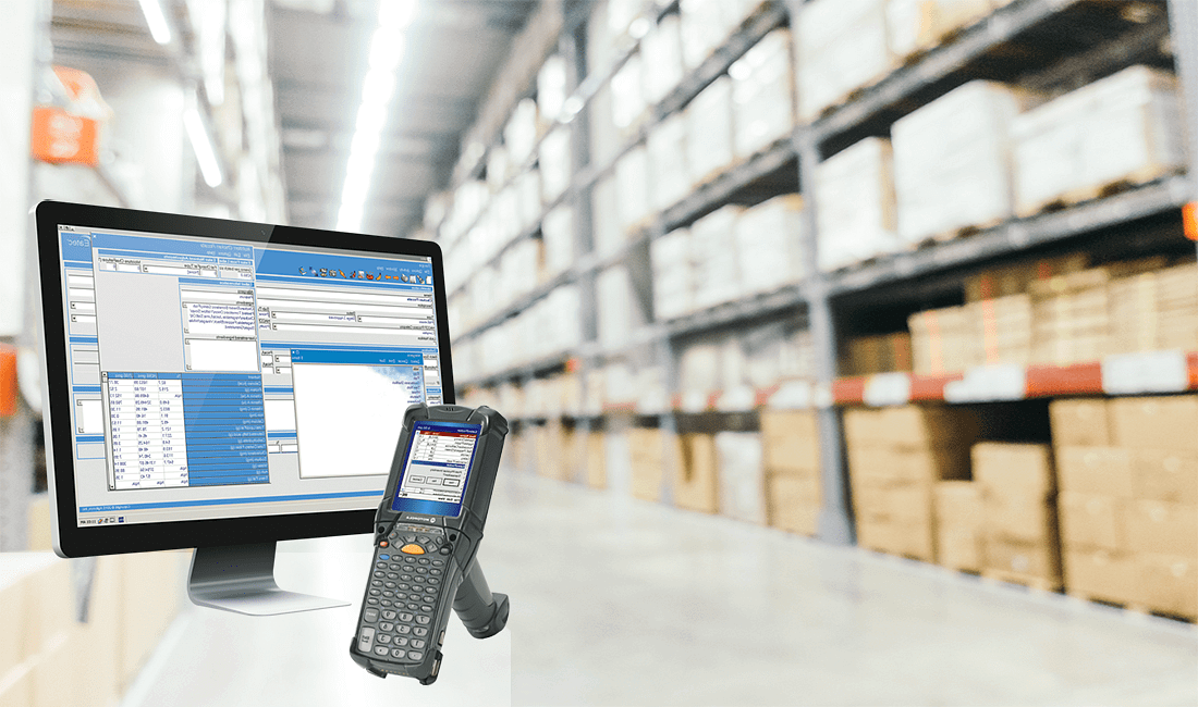 Warehouse should have software