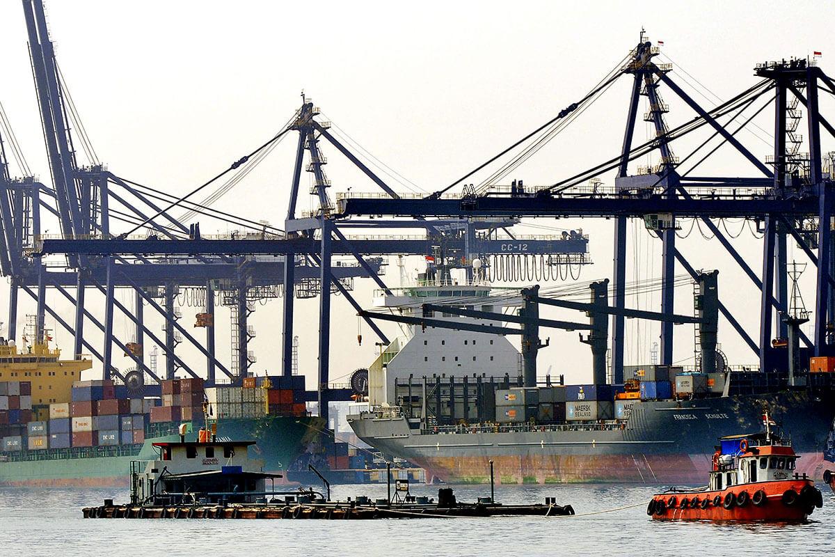 Port-of-Jakarta has all modern