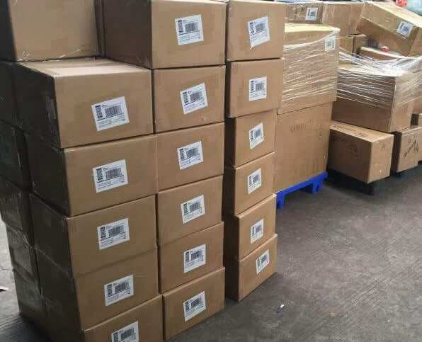 Amazon FBA shipping packaging