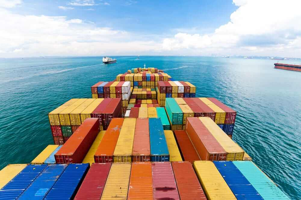 You can use sea freight