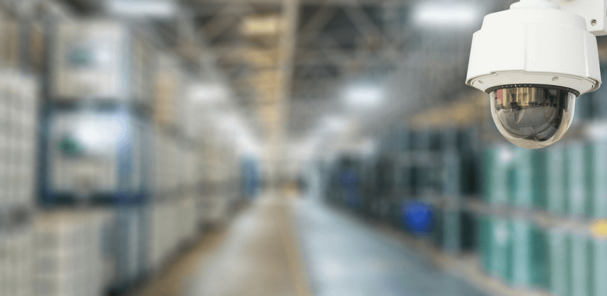 CCTV is a must for ideal warehouse