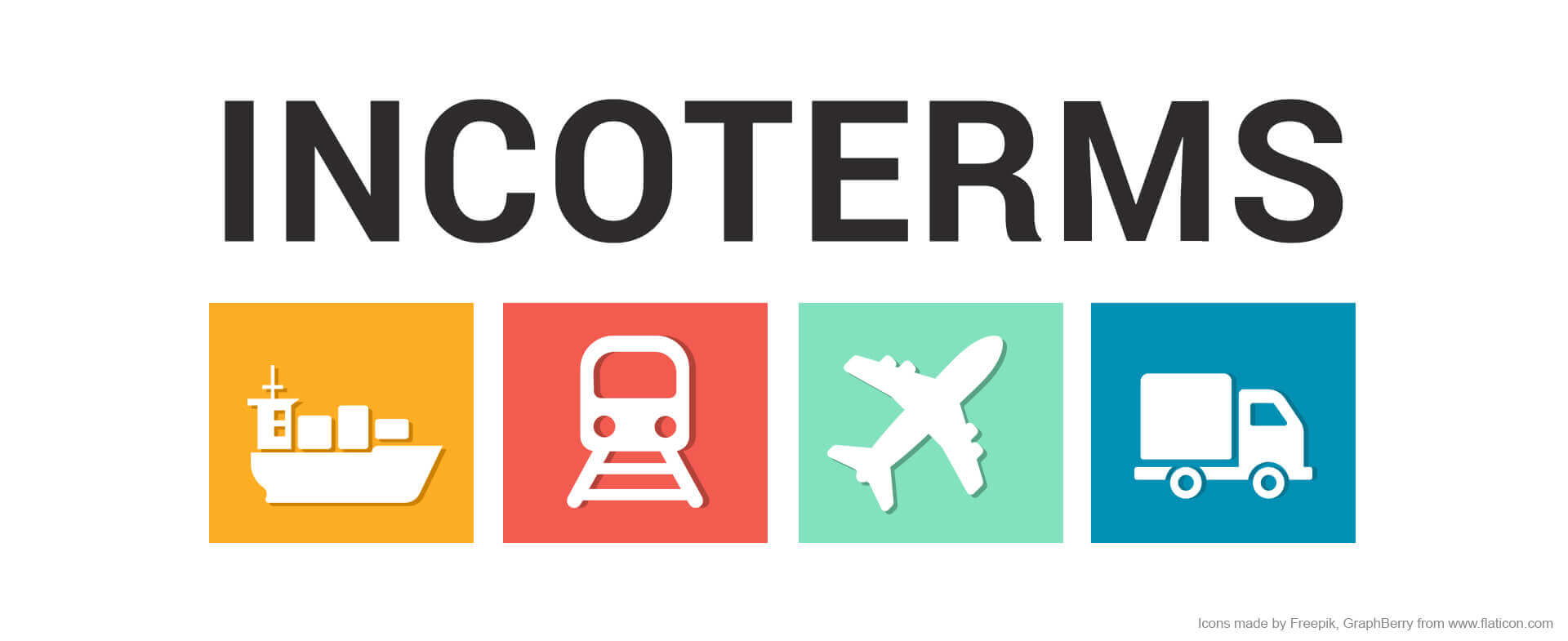 Understand the incoterms