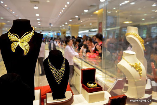 Expansive jewelary must pay consumption tax for export products to china