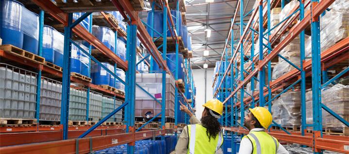 Long and Short term warehouse
