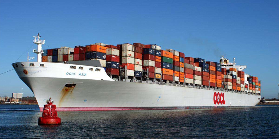 Sea Freight From China To South Africa