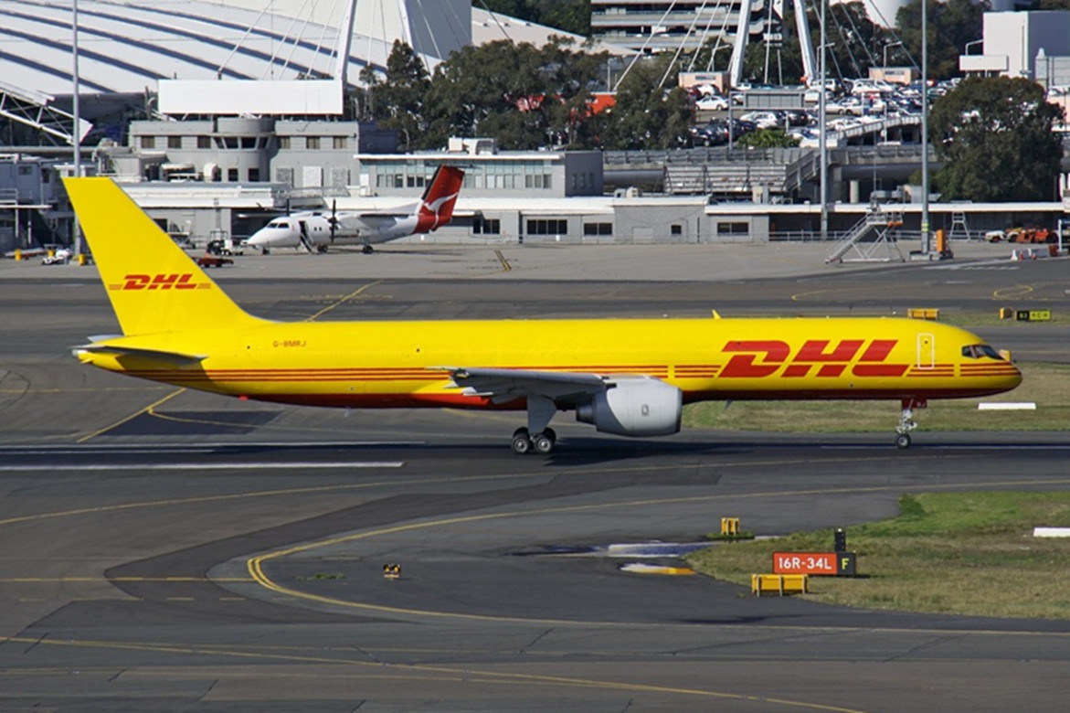 DHL Express Shipping From China to South Africa