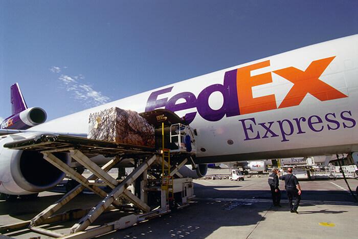 FedEx air cargo