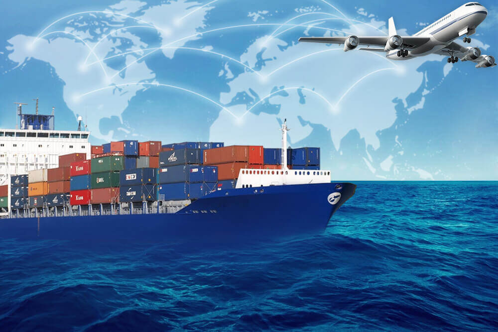 Sea Freight vs Air Freight