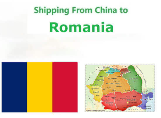 Shipping From China To Romania