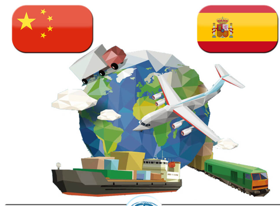 Shipping From China To Spain