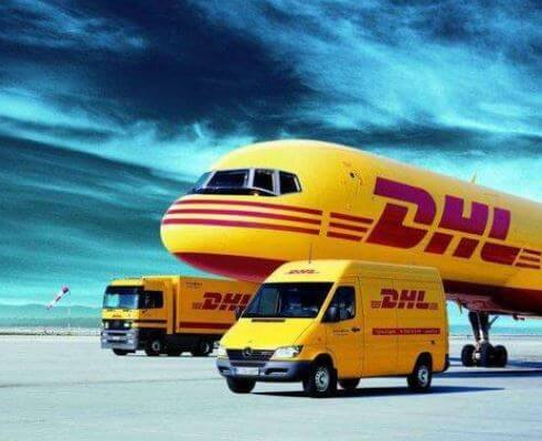 DHL Express Shipping Goods