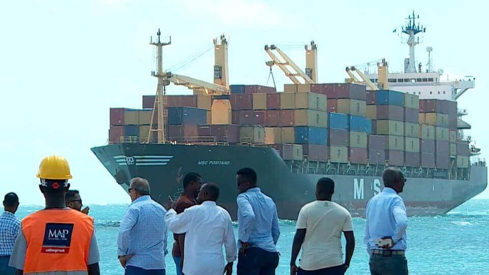 Port of Mogadishu