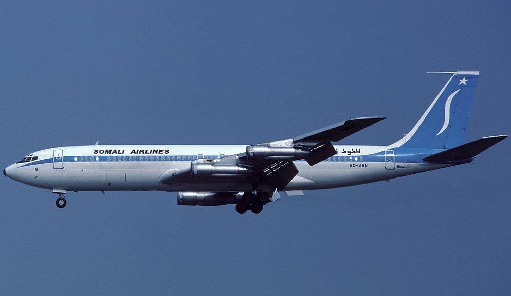 Air Freight to Somalia